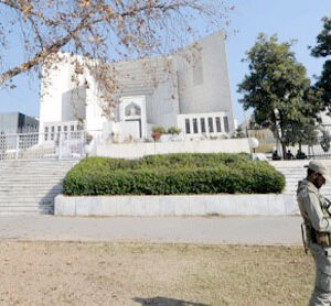 SC forms bench to hear Kamran Faisal case