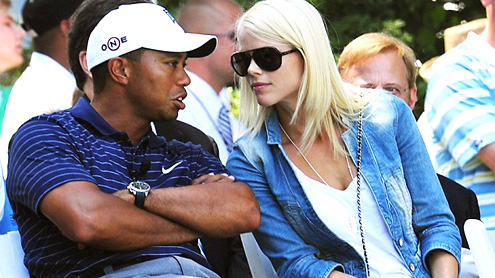 Tiger Woods Wins Back Ex-Wife Elin With A $200 Million Deal
