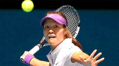 UPDATE 1-Tennis-Li rediscovers grand slam magic to make semis