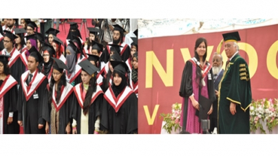 University of Karachi's 23rd annual convocation held