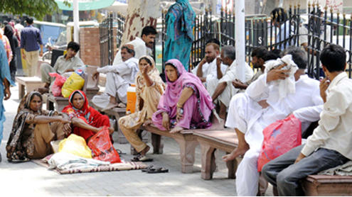 Young doctors' strike continues in Punjab on 2nd day