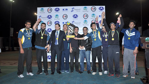 10th Royal Palm Flood Lit Cricket Tournament