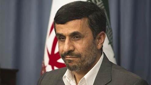 Ahmadinejad accuses Iran speaker's family of corruption