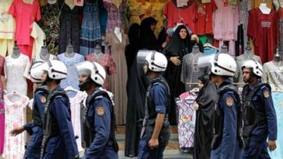 Bahrain says terror cell has links to Iran