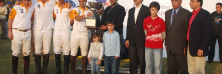 Bank Alfalah Aibak Cup Polo Tournament