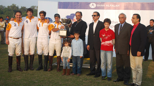 Aibak Cup Polo Tournament