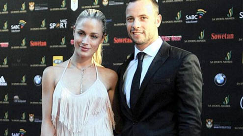 Blade Runner Oscar Pistorius Charged With Murder of His Model Girlfriend
