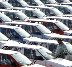 Car sales increased by 217 percent during 2001-2011: CCP