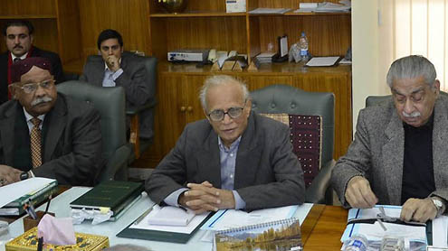 ECP, FBR, SBP evolve mechanism for e-scrutiny of nomination papers