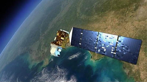 Earth-observing satellite to launch from US