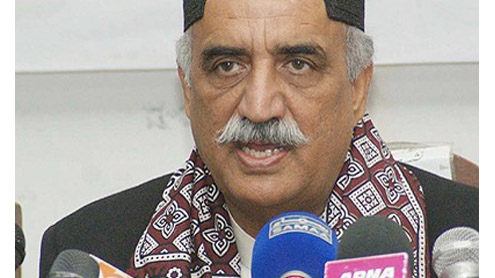 Elections to be held before May 27: Khursheed Shah
