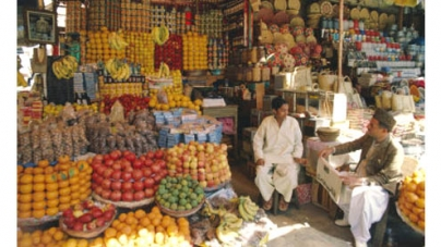 Fruit, vegetable prices registered decreasing trend