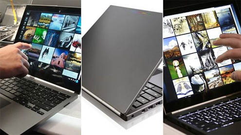 Google touch screen 'Pixel' laptop