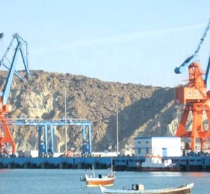 Gwadar Port control goes to China today