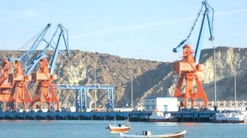 Gwadar Port control goes to China