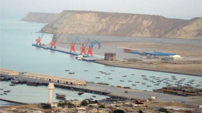 India 'concerned' by China role in Gwadar port