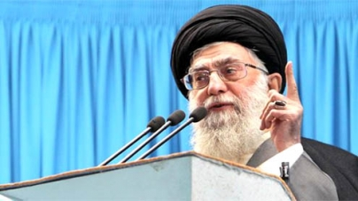 Iran's Khamenei rejects offer of direct talks with US