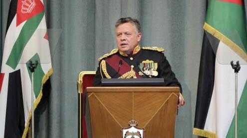 Jordan's king wants more representative parliament after boycott