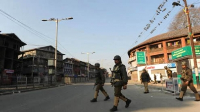 Kashmir paralyzed after convict's hanging