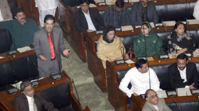 MPA shares performance report of ministers in the Sindh Assembly