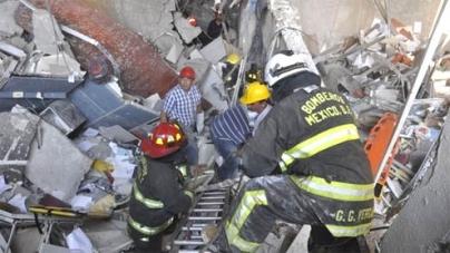 Mexico City blast at state oil firm Pemex kills 25
