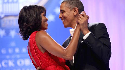 Michelle Obama reveals the REAL reason for her new bangs