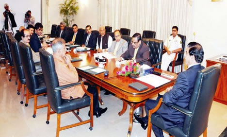 PM sacks seven LESCO board members in pre-poll Move
