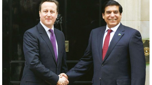 Pakistan seeks military hardware from Britain