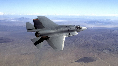 Pentagon grounds entire $400B fleet of F-35 fighter jets