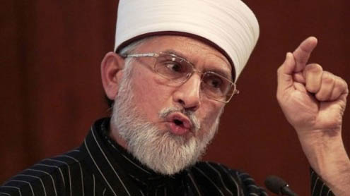 Qadri moves SC for ECP shake-up