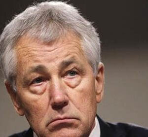 Republicans delay Chuck Hagel's defence secretary vote
