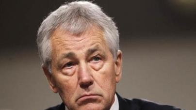 Republicans delay Chuck Hagel's defence secretary vote