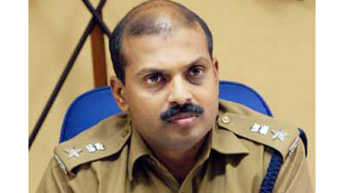 Senior police officer suspended in Kerala
