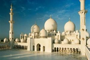 Sheikh Zayed Grand Mosque 6