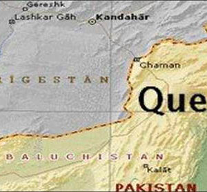 Six detained in Quetta search operation