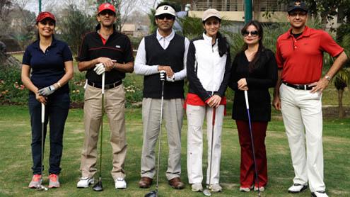 Valentine Day Golf at Royal Palm