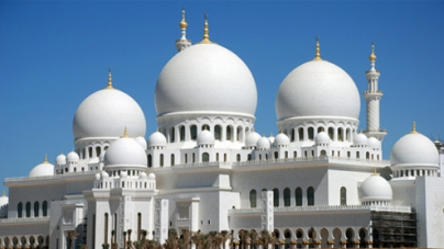 Zayed mosque among top global attractions