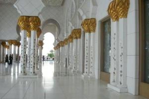 great mosque abu dhabi