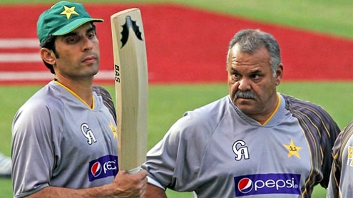 Talks rife of Pakistan Dressing room being Divided