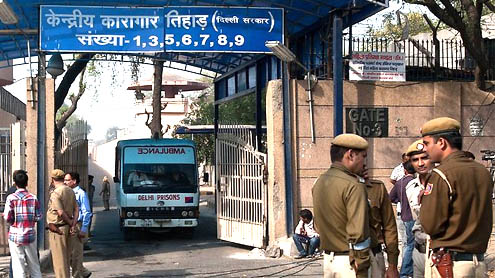 Bus rape accused is found hanged