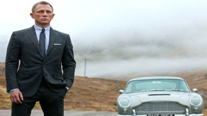 Daniel Craig will be back on screens by 2016