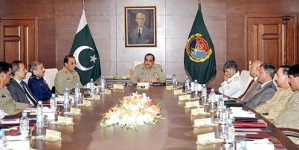 Decision at top brass meeting: War on terror will go on, says military