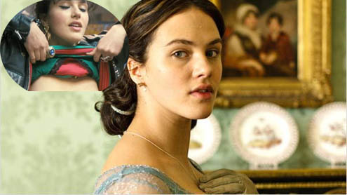 Ex Downton star Jessica Brown Findlay on why she regrets going topless