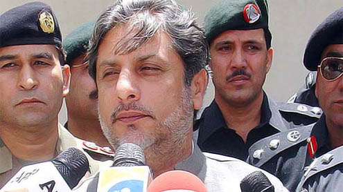 Governor asks power ministry to rescue Balochistan