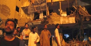 Heads roll over Karachi tragedy