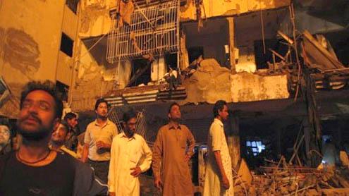 Heads roll over Karachi tragedy