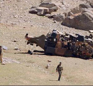 Helicopter crash in Afghanistan kills five foreign troops: NATO