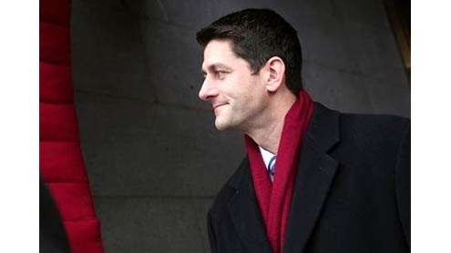 Budget Committee Chairman Paul Ryan