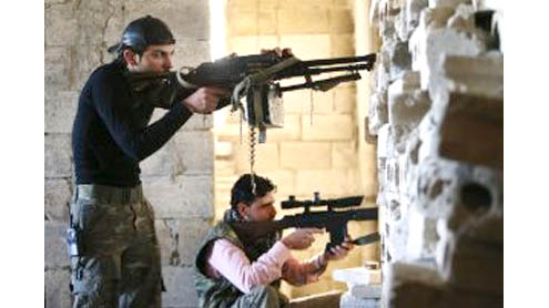'Indian-origin jihadis' fighting in Syria against Assad regime