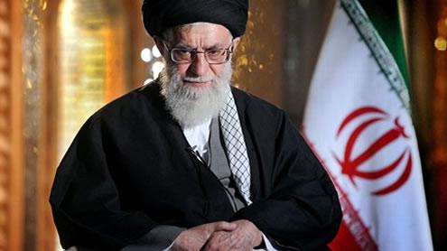 Iran's Khamenei Threatens